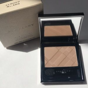 New With Tags!!!!!Burberry Almond Eyeshadow